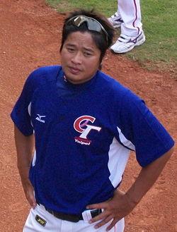 許竹見- 台灣棒球維基館